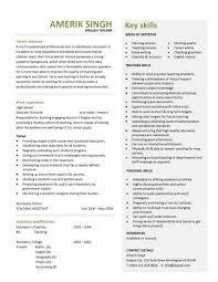 English teacher resume template  CV  examples  teaching  academic     English teacher resume template