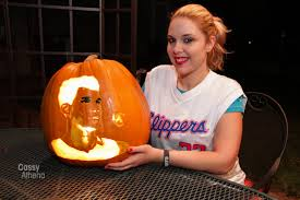 clippers host pumpkin carving contest for game tickets