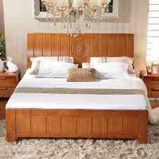 wooden furniture box beds wood and metal aiden bed wooden