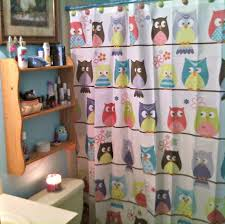 bathroom sweet a shampoo and toothbrush design with owl bathroom