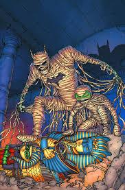 dc comics announces monster themed variants for halloween