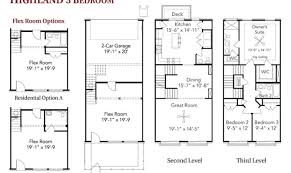 Three Story Townhouse Floor Plans 20 Dream 4 Story Townhouse Floor Plans Photo Home Building Plans