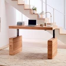 Sit Stand Adjustable Desk Swissmiss Stack Sit Stand Adjustable Desk