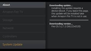 amazon black friday tv posted software update 5 2 1 2 begins rolling out to 1st gen fire tvs and