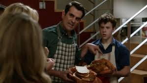 modern family three turkeys season 6 episode 08