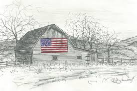 pencil sketches of old barns drawings of old barns note