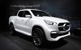 luxury mercedes mercedes targets quad bike loving wealthy with luxury pickup