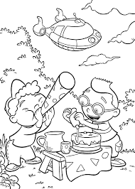baby einstein coloring pages on art thomas edison coloring page