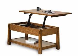 Gaming Coffee Table Modesto Lift Top Coffee Table Amish Furniture Factory Amish