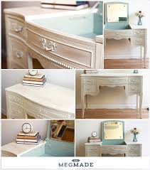 i love this vanity or desk megmade