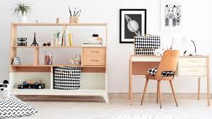 bureau enfant moderne perfekt bureau de chambre bois acacia clair trendymobilier com