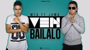 M To Ft by Ven Bailalo Mto Ft Juma álbum La Voz De Acero Youtube