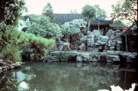 garden of the master of nets