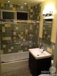 craig and mike u0027s fast and affordable 1952 bathroom remodel retro