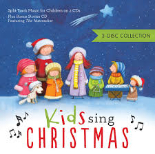 christmas cds kids sing christmas 3 disc collection 3 disc collection split