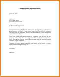 5 job recommendation letter sample template receipts template