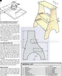 kitchen furniture plans kitchen stool plans woodarchivist