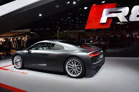 Audi R8 Manual - no v8s and manual transmissions for the new audi r8 quattro