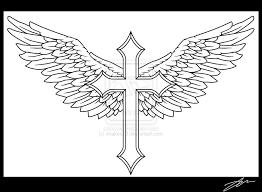 design butterfly cross by 0ravensrequiem0 on deviantart