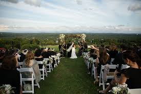 wedding venues upstate ny ali and ari s wedding maple vineyard west park new york