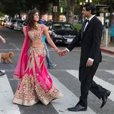 indische brautkleider chic zwei stücke indische hochzeit kleider appliqued a linie