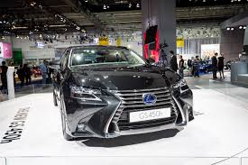 lexus gs450h key battery lexus at the 2015 frankfurt motor show lexus