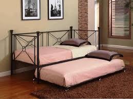 girls bed with trundle trundle bed frame diy image of diy trundle bed wooden trundle