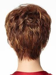 pictures of the back of a wedge hair cut back view of wedge hair styles short hair cut back view short