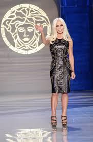 versace designer donatella versace photos photos versace milan fashion week