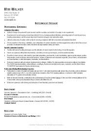 resume examples for college 19 free templates great samples