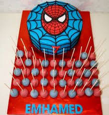 spiderman cake i will definitely be making this for andrew on his