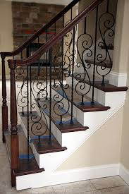 here is imperative clue on wrought iron stair railing for sale