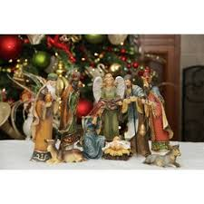 Religious Christmas Door Decorations Outdoor Nativity Sets You U0027ll Love