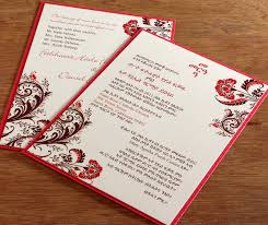 invitation designs bilingual wedding invitation designs invitations by ajalon