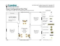 floor plan website community center banquet center conference rooms