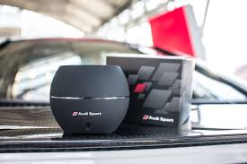 audi car speakers bluetooth speaker audi sport unboxing sound test