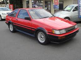 toyota corolla gt coupe ae86 for sale toyota corolla levin ae86 gt 3d apex for sale car on track trading