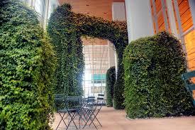 discover interior living walls