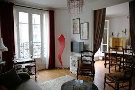 The Living Room Salon Perfectly Paris Vacation Apartments Damremont Classique