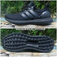 Jual Adidas Ultra Boost Black adidas ultra boost quality