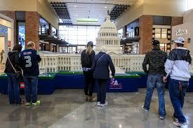 Map Of Alderwood Mall Lego Road Show Brings The U S Capitol To Alderwood Mall