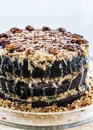 moist german chocolate cake recipe from scratch best cake 2017