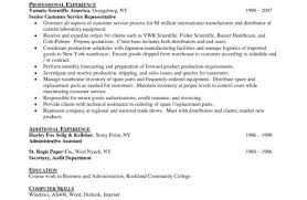 exle of a customer service resume customer service sle resume profile templates free word excel