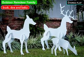 Christmas Outdoor Decorations Stores by Cool Xmas Decorations For Outside Your House Christmas