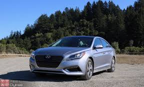2016 hyundai sonata hybrid review with video