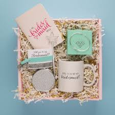 bridesmaid boxes will you be my bridesmaid wow box shop of wow