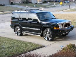 jeep commander 2013 jeep commander off road image 124