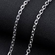 mens necklace chains silver images 925 sterling silver chain men necklace men jewelry 100 pure jpg