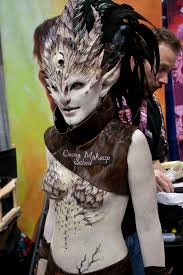schools for special effects makeup cinema makeup school creation by kendall whitehouse photo by