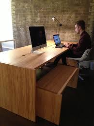 Bamboo Desks Bamboo Office Desk Office Furniture Modern Office Desk Furniture